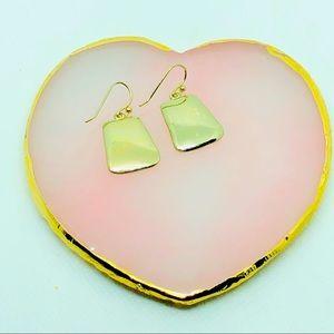 Minimalist Gold Earrings